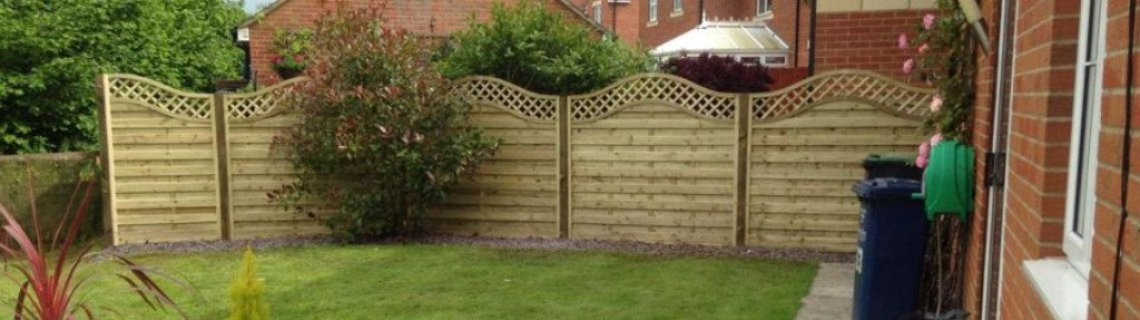 Garden fencing and trellis